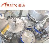 高速回転式液体の充填機