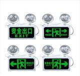 Anstun nachladbares LED Notausgang-Licht