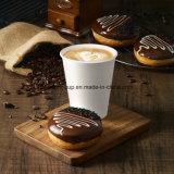 12のOzの白書はコーヒー、茶、熱いココアのための大きいすくう