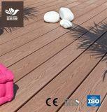 Het openlucht WPC online In reliëf maken Houten Plastic Samengestelde Decking met Ce