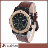 デジタルステンレス鋼の防水方法スポーツの水晶人の腕時計