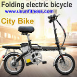電気バイクの自転車をとの折る2018新しいモデルは電池を除去する