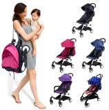 Neuer einfacher Falten-Arbeitsweg-Systems-Babypram-Kinderwagen-Baby-Zeit-Spaziergänger