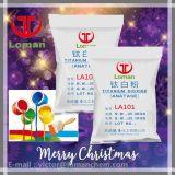 Wuhu Loman Anatase TiO2 La101 met Uitstekende kwaliteit, de Fabrikant van het Dioxyde van het Titanium