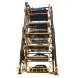 Tipo sistema rotativo verticale di parcheggio, sistema rotativo di Pcx di parcheggio