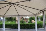 Alta Qualidade 13X13FT Tenda da estrutura superior em PVC branco.