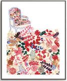 壁の装飾のための現代多彩なキリンの芸術の絵画