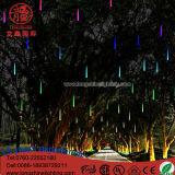Luz da decoração do Natal da câmara de ar da chuva do chuveiro de meteoro do diodo emissor de luz Ligthing
