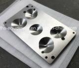 1.2379 Части нештатной точности плиты подвергая механической обработке CNC и вырезыванием провода/бурить/выстукивая