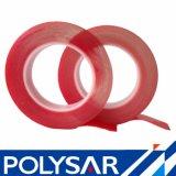 Freier Acrylschaumgummi-Klebstreifen mit roter Film-Zwischenlage