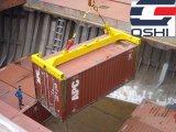 20 pieds 40 pieds semi-automatique de conteneur de faisceau de levage de l'éparpilleur