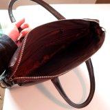人のハンド・バッグのためのファッションビジネスのコンピュータ袋のラップトップのそぎ皮のブリーフケース