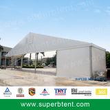 Barraca ao ar livre do armazém da parede contínua de alumínio da estrutura