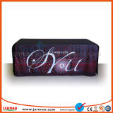 Publicidade por sublimação de tinta personalizada pano de mesa preto