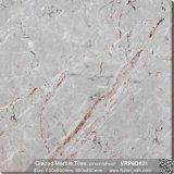 Pisos de mármol pulido de materiales de porcelana esmaltada pared y suelo mosaico (600x600mm, VRP6D071)