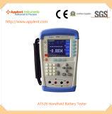 Het draagbare Digitale 12V Meetapparaat van de Capaciteit van de Batterij (AT528)