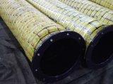 Grand fil flexible en caoutchouc renforcé