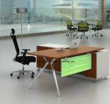 Büro-Möbel Mnager Tisch-Stahlbein-Büro-Tisch