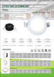 "3 "" 13W Druckguss-Aluminium IP44 Dimmable flache LED Downlight"