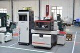 Máquina de estaca Maquinaria-Sábia nova do fio da velocidade média do CNC