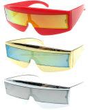 Óculos de sol da forma dos modelos novos para a proteção dos esportes com UV400