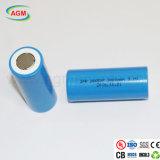 Bateria de lítio por atacado do fabricante LiFePO4 Ifr 26650f 3400mAh 3.2V