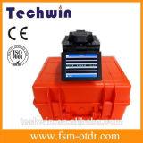 Lasapparaat tcw-605 Soudeuse Vezel Optique van de Fusie van Techwin Nieuw Automatisch Vezeloptisch