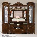 Centre de bois antique Chinois meuble TV pour la maison