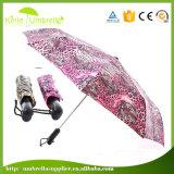 Поставщик зонтика створки размера высокого качества портативный миниый