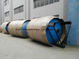 Установка для очистки воды из волокнита давления бака/FRP топливного бака