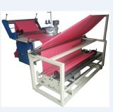 Máquina de coser que parte del orillo automático de la tela