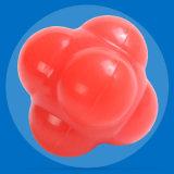 68mm Silikon-Reaktions-Kugel-Beweglichkeits-Koordinations-Reflexübungs-Trainings-Kugel