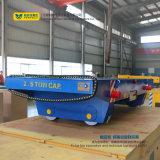 Remorque en acier de transport de chariot de transfert de cargaison de bobine