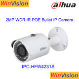 Mini 1080P HD cámara llena Ipc-Hfw4231s del IP del Poe del punto negro de Dahua
