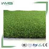 grama artificial Anti-UV verde de 10mm para o campo do golfe