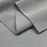 Het geborstelde Gebreide Fluweel van Clinquant van de Polyester voor de Uniformen van de School