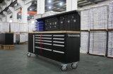 84-дюймовый выдвижных ящиков для защиты грудной клетки для хранения инструмента практикум механик инструментальный ящик на колесах