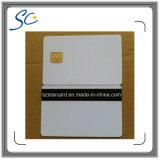 Contatar o cartão do CI com a microplaqueta Sle5528