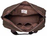 Materiale della tela di canapa del sacchetto di corsa del sacchetto di Duffel del sacchetto di fine settimana