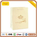 Желтый украшения мешок, подарочный бумажный мешок, смотреть бумажных мешков для пыли