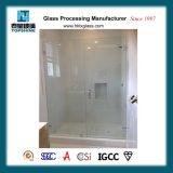 Novo Estilo temperada de duche sem caixilho da porta de vidro
