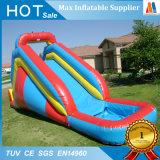 党レンタルおもちゃのプールが付いている膨脹可能な防水シートのスライド