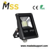 中国2017セリウムの中国LEDのフラッドライト、フラッドライトが付いている費用有効10W LEDのフラッドランプ