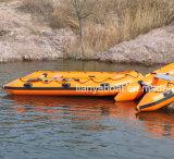 Barco inflable de la pesca barata de Liya 3.8-7meter con el motor para la venta