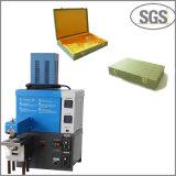 Máquina caliente del pegamento de la capa para el rectángulo de regalo