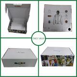 Contenitore impaccante di carta di lusso di vino con la timbratura calda