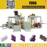 Automatische hydraulische 9 Zoll des Kleber-Qt4-18 Ziegeleimaschine-Preis-
