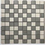Concepto Europeo de la decoración del hogar mosaico antideslizante azulejo de porcelana (ámbar).
