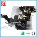 Máquina de friso terminal do cabo automático cheio elevado de Quanlity
