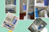 치과 램프는 쟁반 컵 홀더 치과 의자 부속을 배치한다